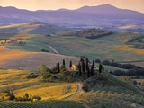 Val d&#39;Orcia Photographic Print by Doug Pearson