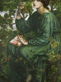 The Day Dream Photographic Print by Dante Gabriel Rossetti