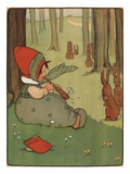 Tom, Tom the Piper&#39;s Son Giclee Print by Mabel Lucie Attwell