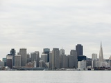 San francisco skyline Photographie