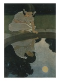 Les sens : la vue Reproduction procédé giclée par Jessie Willcox-Smith