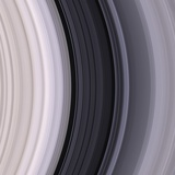 Saturn's Rings Photographic Print by Michael Benson