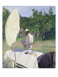 October Giclee Print by Karoly Ferenczy