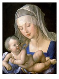 Virgin and Child Giclee Print by Albrecht Durer