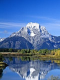 Jackson Lake in Grand Teton National Park Photographic Print by Blaine Harrington