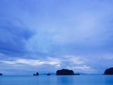 Bay Panorama from Tanjung Rhu Photographie par Bruno Ehrs