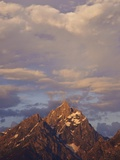 Scenic view of mountain Photographic Print by Daniel Grill