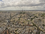 View of Paris Photographic Print by Peet Simard