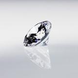 Round Cut Diamond - Fotografik Baskı
