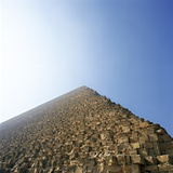 Great Pyramid of Giza Photographic Print by So Hing-Keung