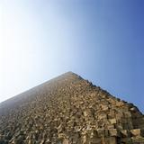 Great Pyramid of Giza Photographic Print by So Hing-Keung