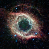 The Helix Nebula Photographic Print