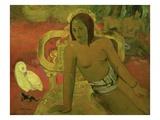Vairumati Giclee Print by Paul Gauguin