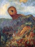 Maciste nella terra dei ciclopi Stampa fotografica di Odilon Redon