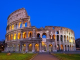 Colosseum in Rome Photographic Print by Sylvain Sonnet