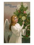 クリスマス・カード/メッセージ ジクレープリント