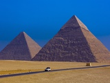 Great Pyramids of Giza Photographic Print by Blaine Harrington
