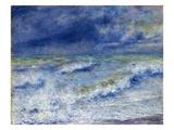 Seascape, 1879 Giclée-tryk af Pierre-Auguste Renoir