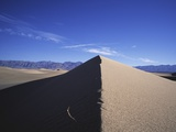 Sandy Dunes/ Desert Death Valley, California Photographic Print by Gary Faye