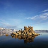 Rock Formations in Mono Lake Photographic Print by Micha Pawlitzki