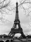 Eiffel Tower Photographic Print by Manuela Höfer