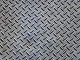 Steel floor Photographic Print by Lucas Lenci