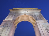 Washington Square Park Arch Fotografie-Druck