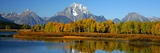 Oxbow Bend in Grand Teton National Park Photographic Print by George Mccarthy