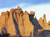 Hoodoos in Adobe Town Wilderness Study Area Photographic Print by Scott Smith