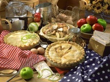 Baking pies Photographic Print by  Gaetano