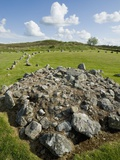 Beaghmore Stone Circles Photographic Print by Kevin Schafer