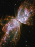 Butterfly shaped Nebula NGC 6302 Fotografie-Druck