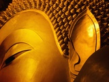 Temple of Reclining Buddha Photographie par Bruno Ehrs