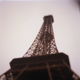 Eiffel tower, Paris, France Photographic Print by Rob Casey