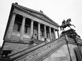 The Old National Gallery Photographic Print by Murat Taner