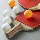 Table tennis gears Photographic Print