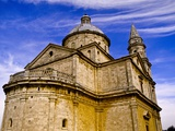 San Biagio Temple at Montepulciano Photographic Print by Blaine Harrington