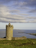 Doonagore Castle Photographic Print by Doug Pearson