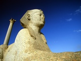 Pompey's Pillar and Sphinx Photographic Print by Hisham Ibrahim