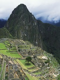 Machu Picchu Unesco World Heritage Site, Urubamba Valley, Peru Photographic Print by Jeffrey Bosdet