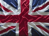 British Flag Photographic Print by Mike Kemp