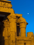 Temple of Horus and Sobek at Kom Ombo Photographic Print by Blaine Harrington