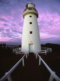 Cape Otway Lighthouse at sunrise Photographic Print by Kerrick James