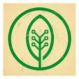 Green technology Giclee Print