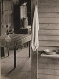 Part of the Kitchen Photographic Print by Walker Evans