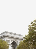 Arc de Triomphe Photographic Print by Jenny Elia Pfeiffer