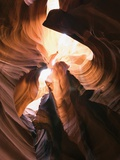 Antelope Canyon, Arizona, USA Photographic Print by Redinger-Libolt 