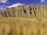 Grasslands at Farwell Canyon, British Columbia, Canada. Photographic Print by Chris Harris