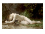 Biblis Reproduction proc&#233;d&#233; gicl&#233;e par William Adolphe Bouguereau
