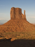Monument Valley butte, Utah Photographic Print